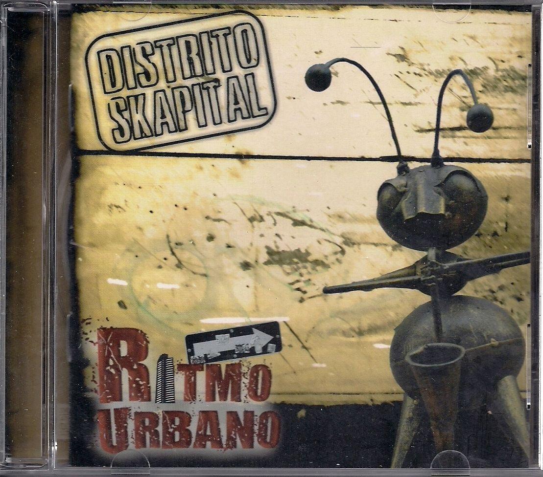 Distrito Skapital - Ritmo Urbano