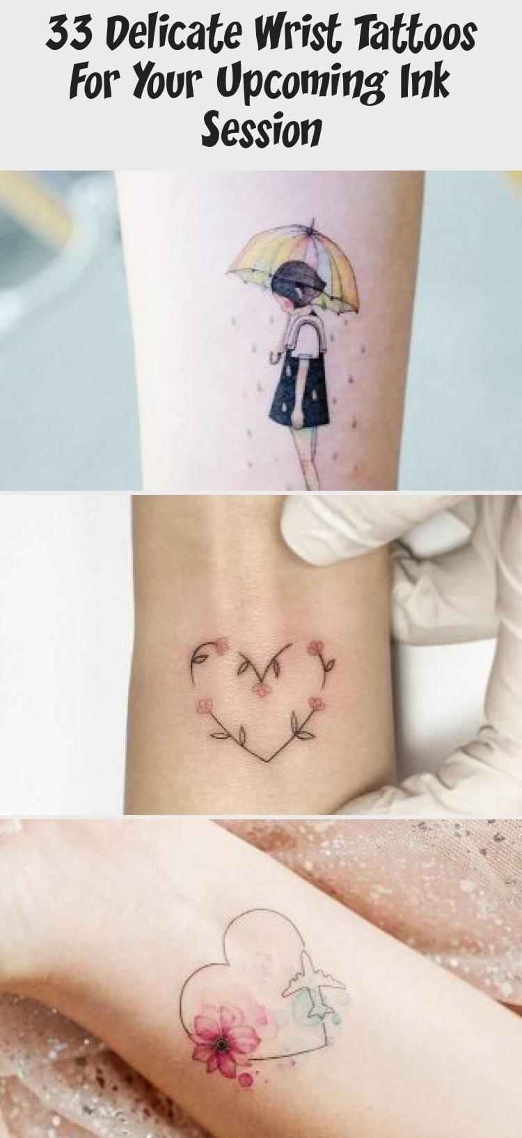 10+ Amazing Feminine wrist tattoos with meaning image ideas