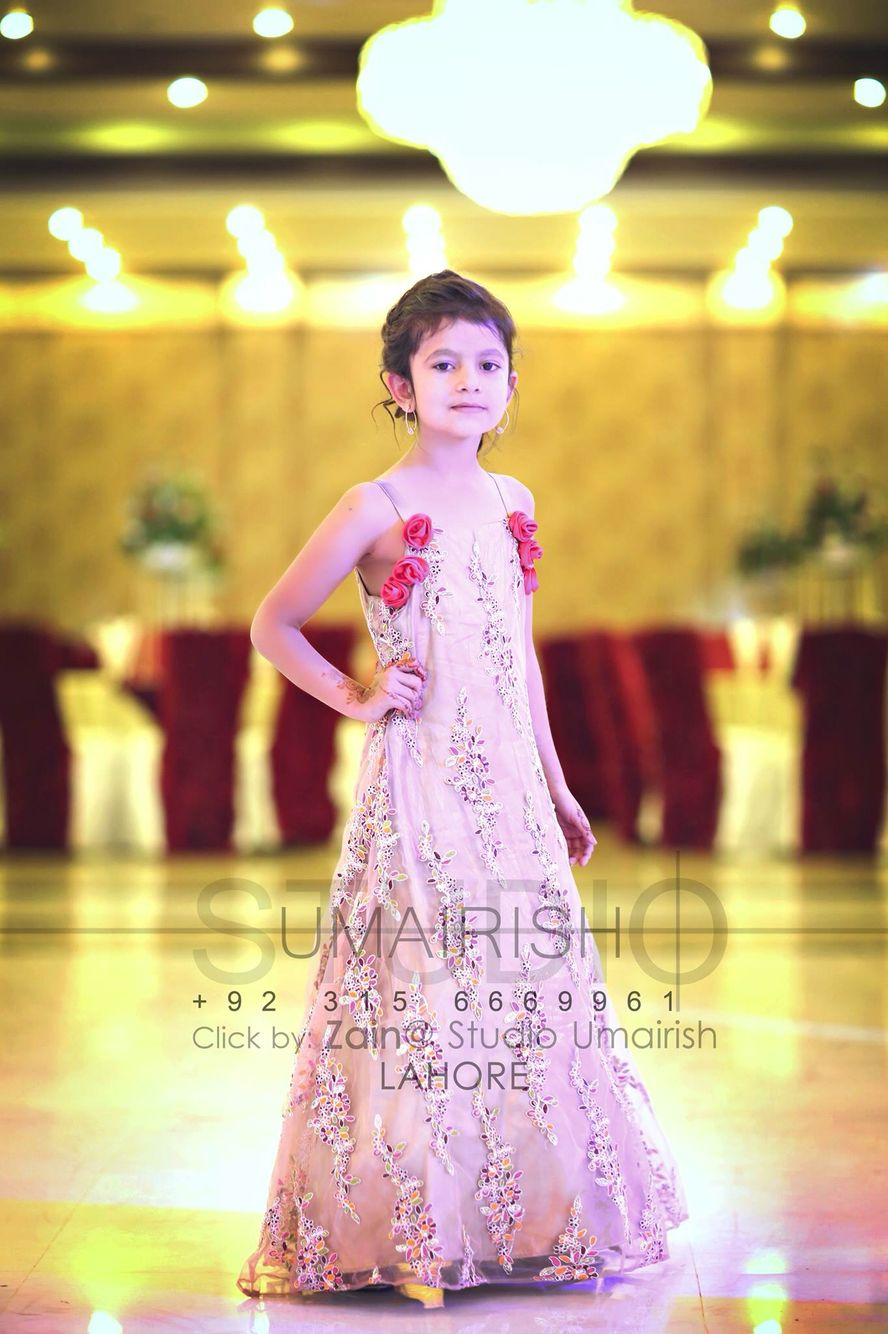 Kids dresses for weddings pakistani 2018 lown