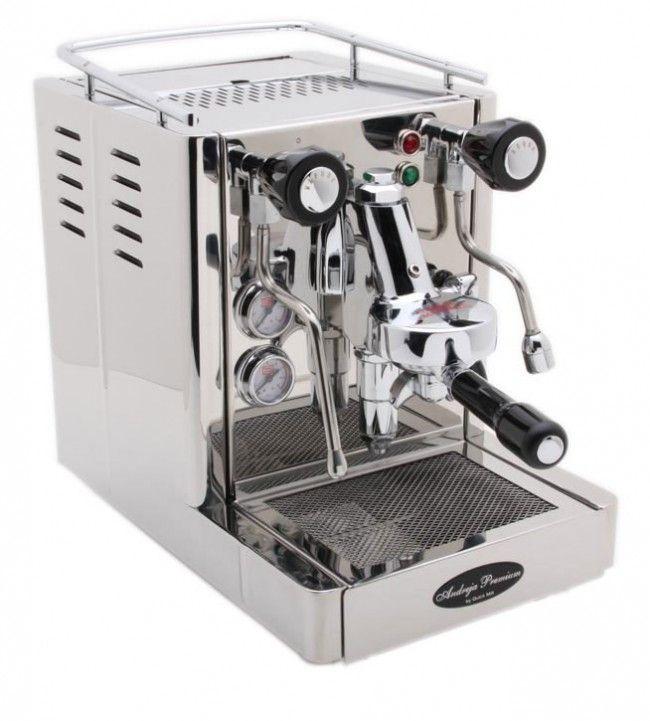Heat Exchanger Machine vs Double Boiler Espresso Machine