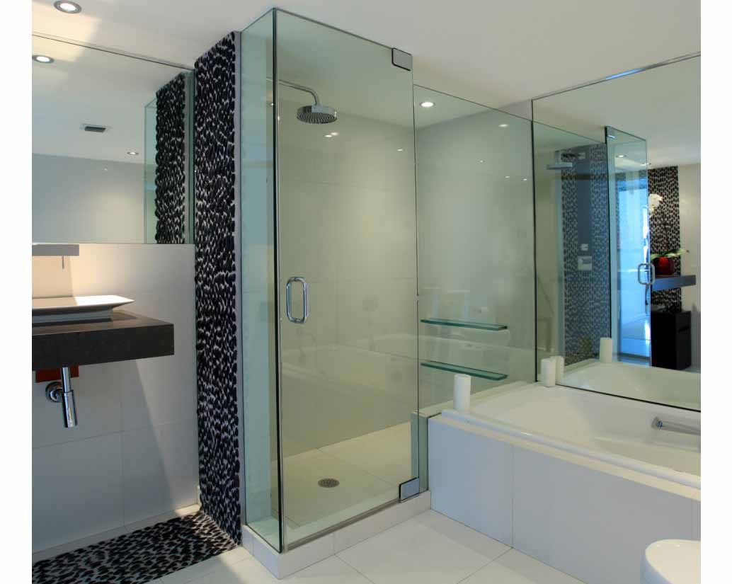 Stunning Modern Bathrooms With Shower Enclosures Design