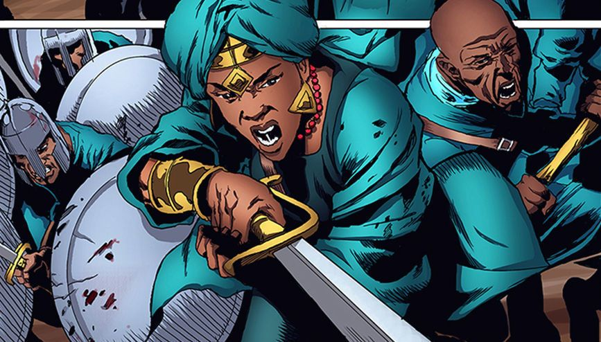 We Need To Support Black Superheroes Throughout The African Diaspora