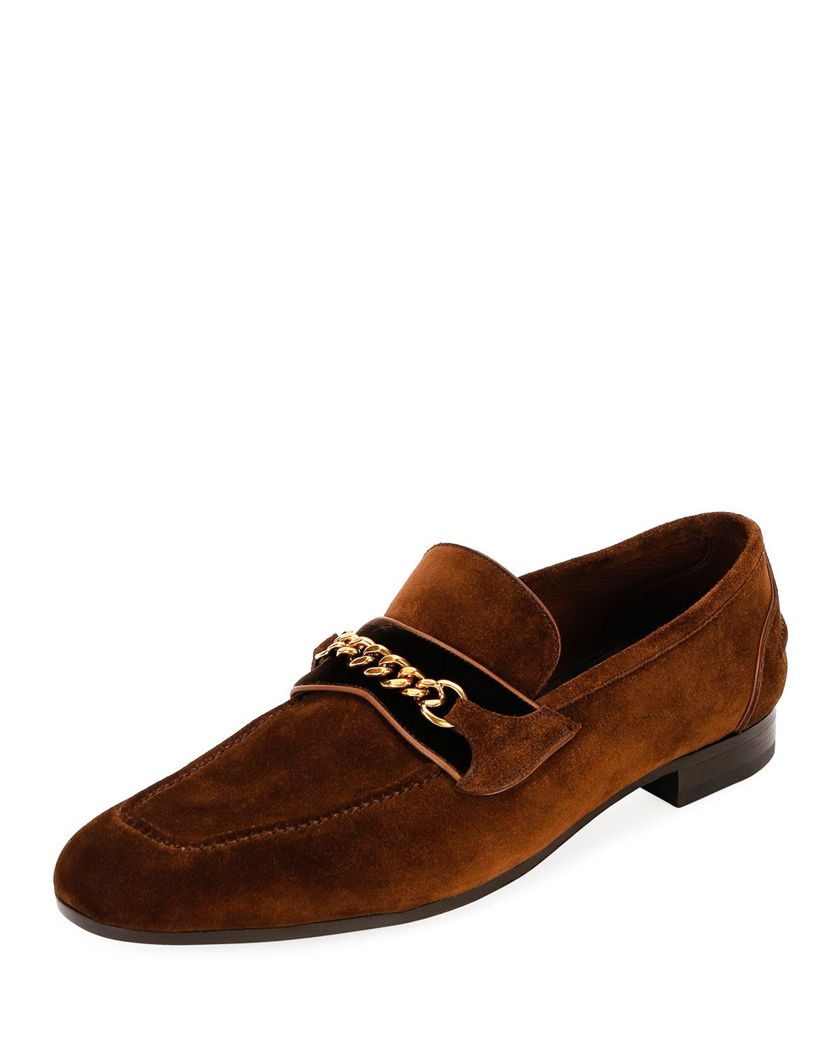 8959fca4ed4 TOM FORD MEN S FORMAL LOAFERS WITH CHAIN.  tomford  shoes