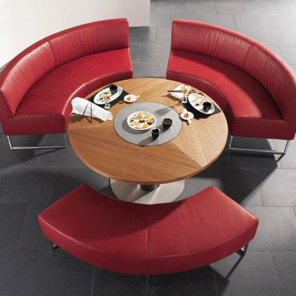 Koinor Eetbank Bottom.Koinor Bottom Round Dinner Sofa Collection Create Your Own