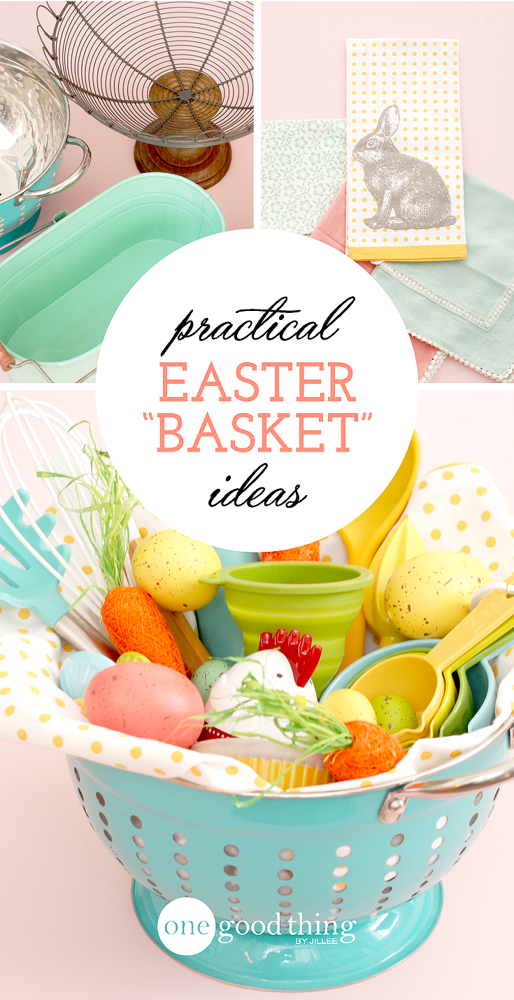 Practical easter basket ideas easter baskets easter and holidays practical easter basket ideas one good thing by jillee negle Gallery