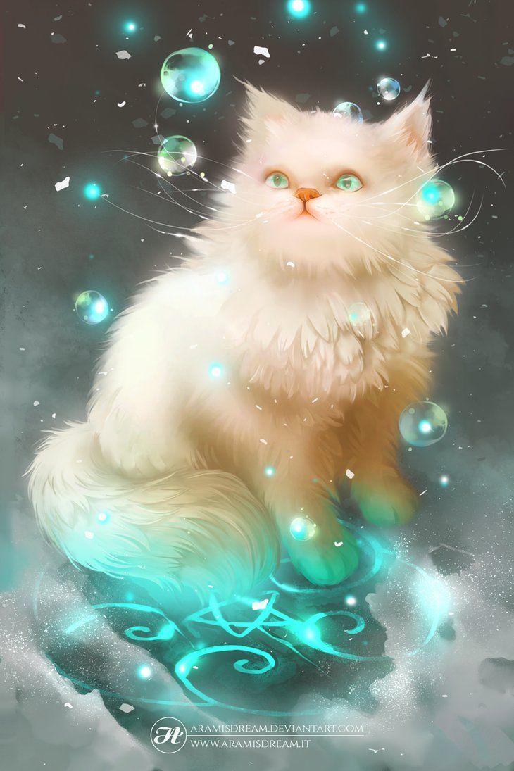 The Winter Guardian by Aramisdream.deviantart.com on @DeviantArt  #cat #cats #deviantart #digitalart #digitaldrawing #digitalpaint #enchanted #furry #gate #glyph #guardian #illustration #keeper #kitten #kitty #kittycat #magic #magical #portal #snow #snowfall #snowflake #snowy #sorcerer #surprise #whitecat #whitefur #winter #wizard #aramisdream #furryball #littleballoffur #deviantartupdate #bubbles