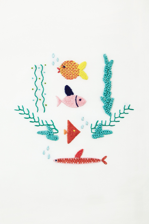 Srta. lylo pez feliz - diseño | bordado | Pinterest | Bordado, Feliz ...