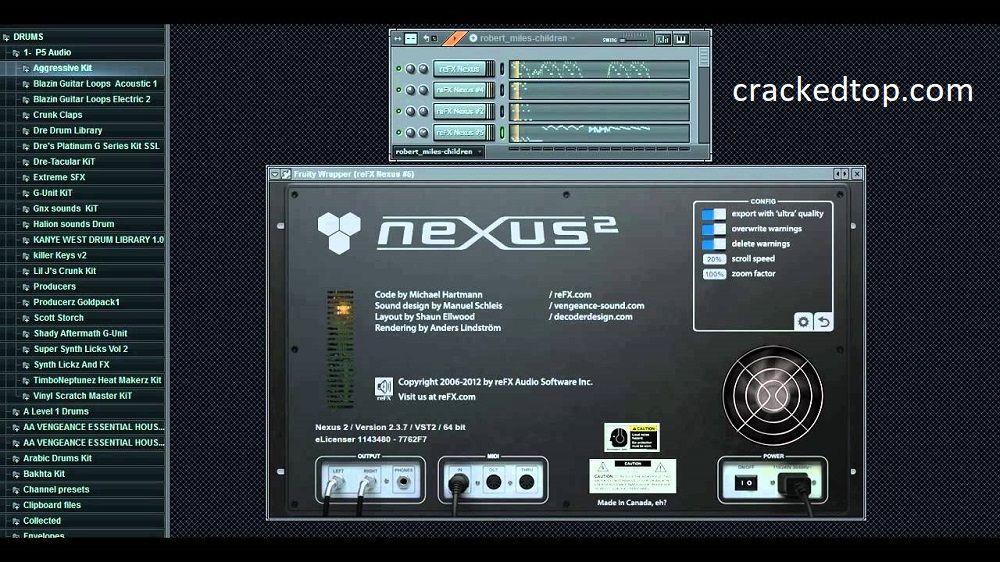 nexus 2.7 mac crack