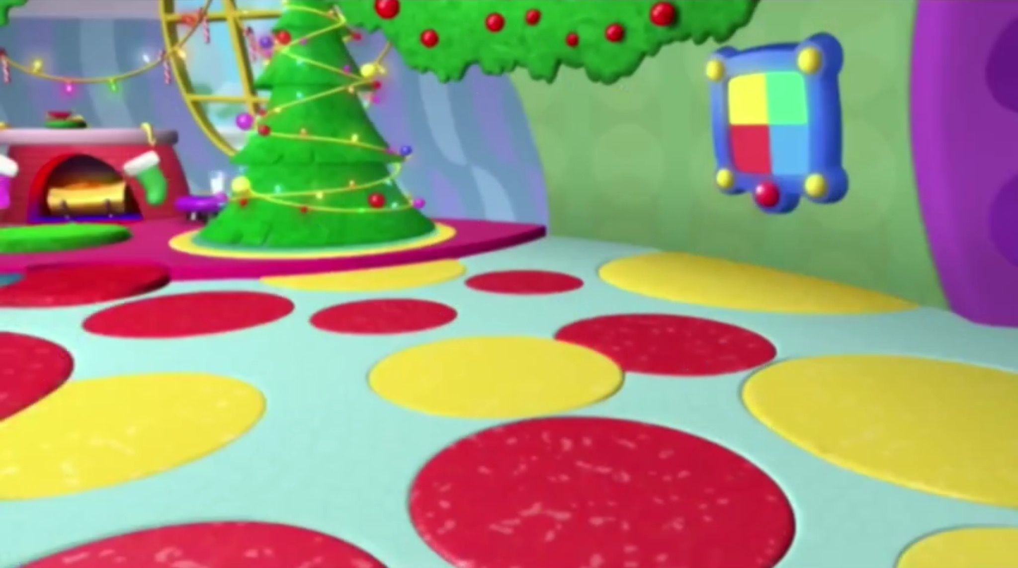 Mickey Mouse Clubhouse: Mickey Saves Santa (Zooms episode ...