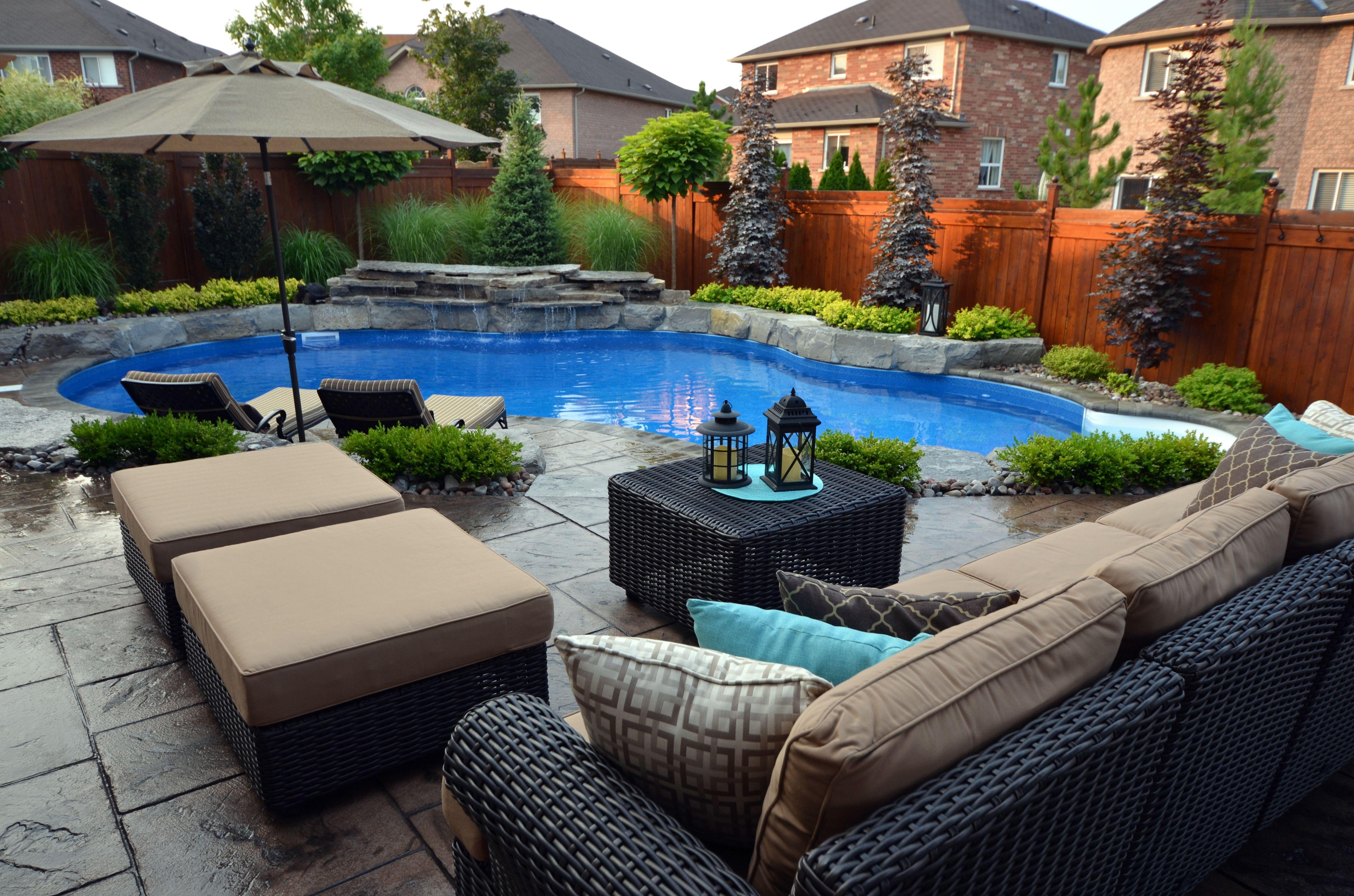 A Backyard Paradise