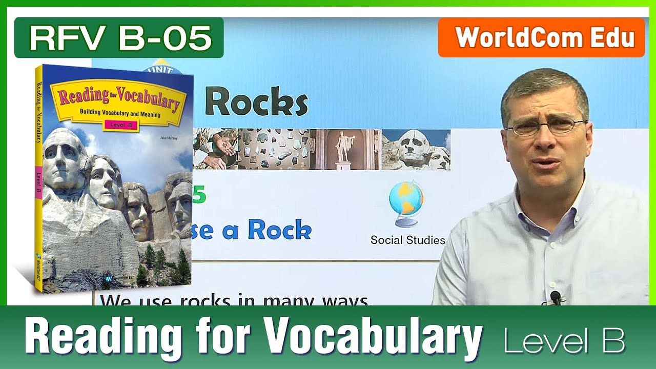 Learn English Reading for Vocabulary Level B Lesson