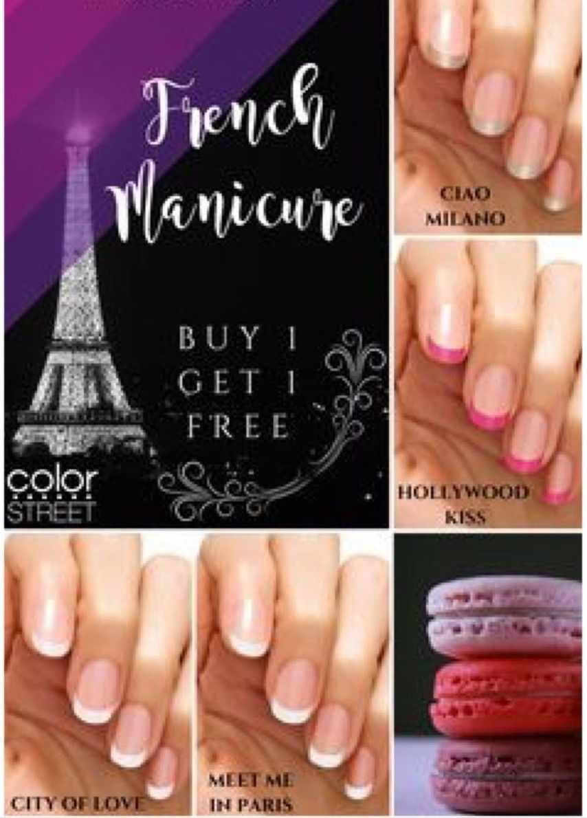 Our French Manicure is $14 each and they are also amazingly Buy one ...