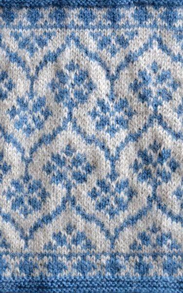 Photo of 54 New Ideas Knitting Fair Isle Scarf Libraries