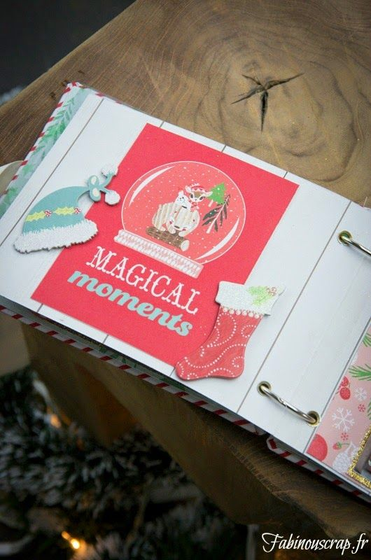 This Instant Magic, mini-albums EmbelliScrap ~ For your beautiful eyes ...