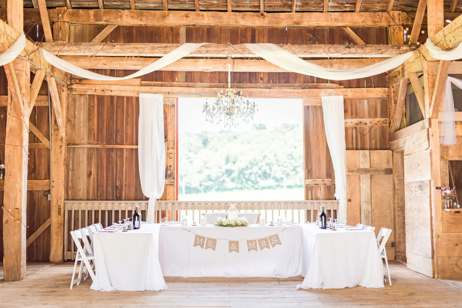 Summer Country Wedding at Maplewood Farms in Mansfield ...