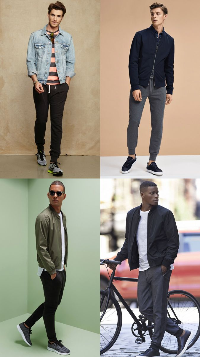 Every Stylish Way To Wear Joggers (With Images)
