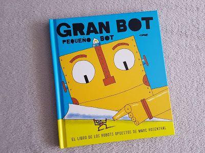 Coleccionando cuentos: Gran bot, pequeño bot