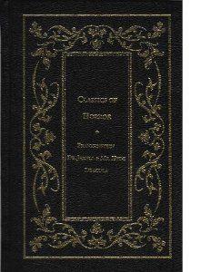 Classics Of Horror Frankenstein The Strange Case Of Dr Jekyll And Mr Hyde Dracula Louis Stevenson 9780681979864 Amazon Co Frankenstein Dracula Strange
