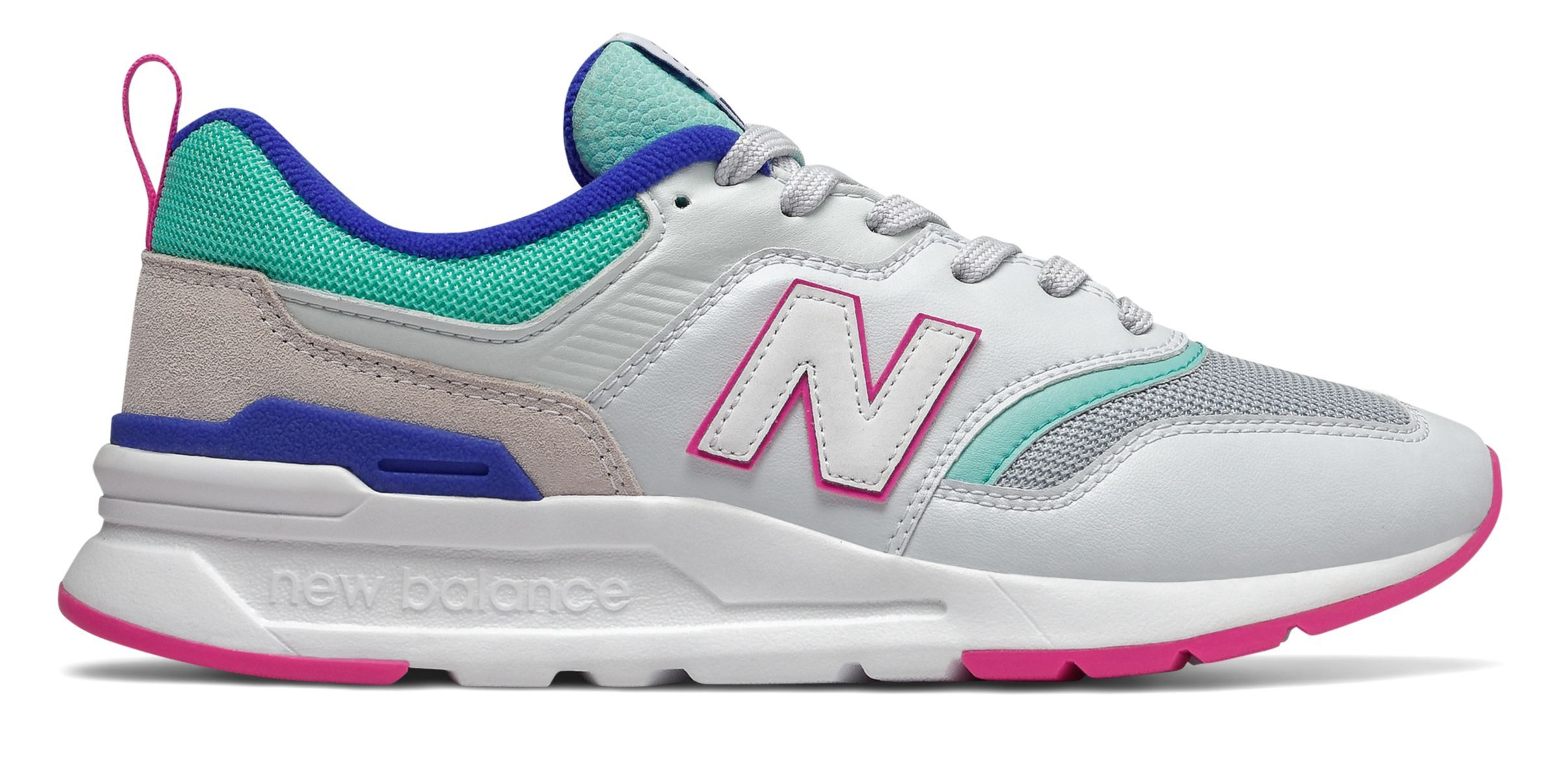 Women's 997H in 2020 | Retro sneakers, New balance, Sneakers