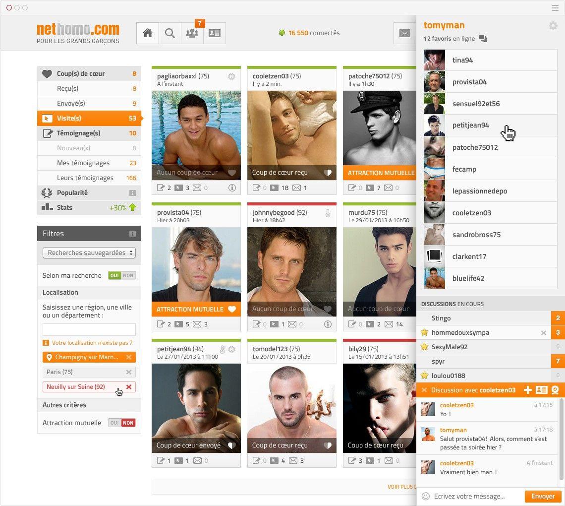 Fotos gay site