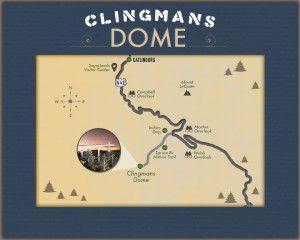 How to Get to Clingmans Dome in the Smoky Mountains ...