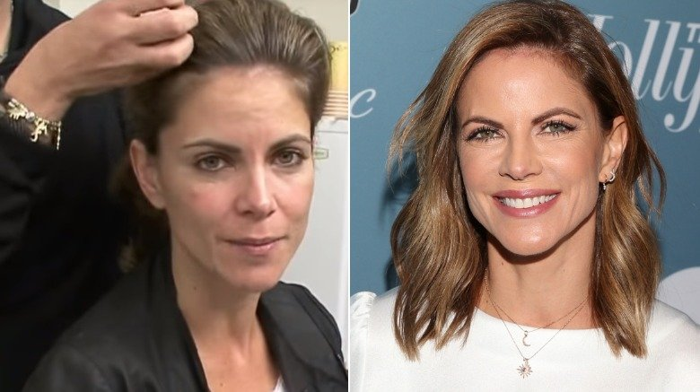 News Anchors Who Are Unrecognizable Without Makeup News Anchor Katie Couric Without Makeup