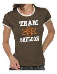 Team Sheldon from The Big Bang Theory