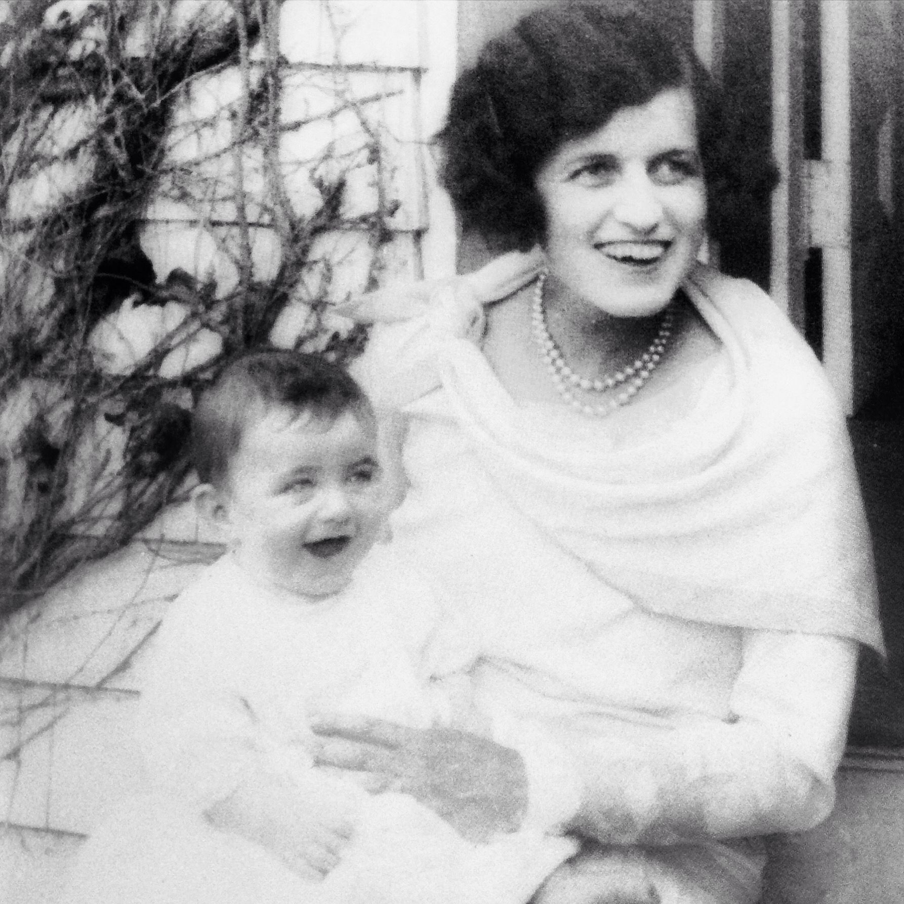 Jean and Rose Kennedy