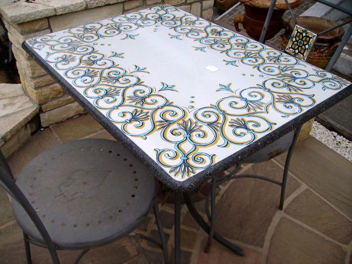 Tavolo Vietri ~ Best ceramiche di vietri tavoli in pietra lavica images on