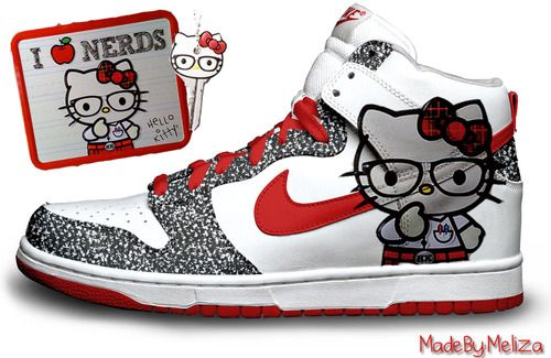huge selection of d74cd 2417c Hello Kitty Air Max!! Cant find these anywhere....bummer!