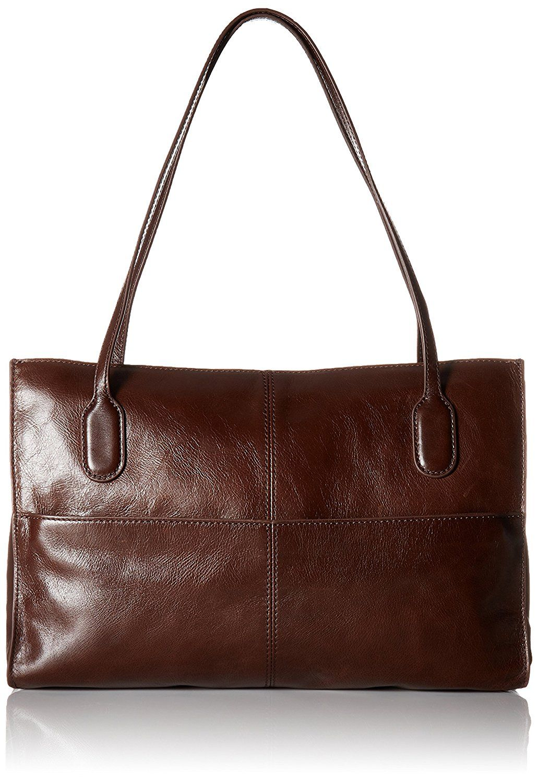 cfda7e6f475c Hobo Womens Leather Vintage Patti Tote Bag (Saffron). HOBO Vintage Friar  Top-Handle Shoulder Bag