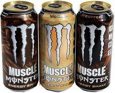 Mini Kühlschrank Rockstar Energy : Monster muscle probierpaket energy shake sorten usa gp