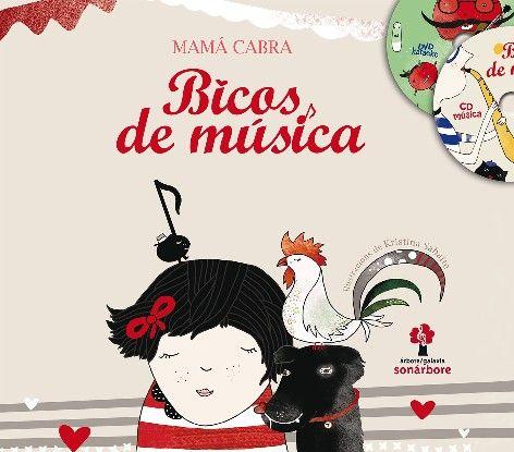Un novo proxecto de Mamá Cabra que nos sumerxe nunha gran viaxe musical, con temas como Miña tía, Alí Babá, No meu xardín......