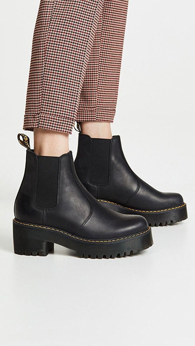 doc martens stiefel midcalf