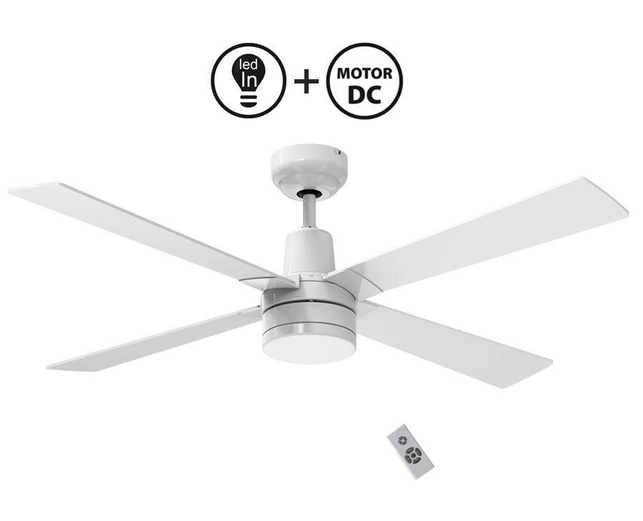 ELectra DC de KlassFan, lu0027un des ventilateur de plafond pour chambre - ventilateur de plafond pour chambre