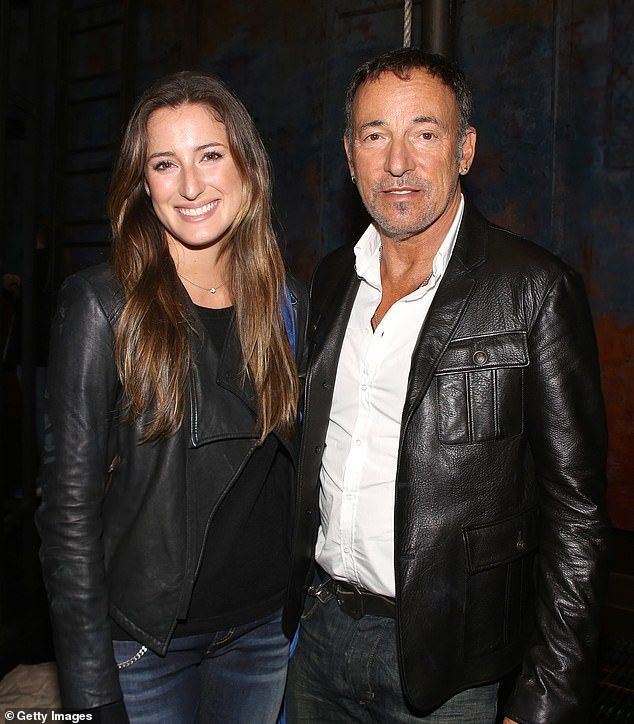 Bruce Springsteen's daughter Jessica stuns in coral bikini in Cannes #brucespringsteen That's my girl: Jessica is the daughter of legendary singer Bruce Springsteen, 69, who oft... #brucespringsteen Bruce Springsteen's daughter Jessica stuns in coral bikini in Cannes #brucespringsteen That's my girl: Jessica is the daughter of legendary singer Bruce Springsteen, 69, who oft... #brucespringsteen