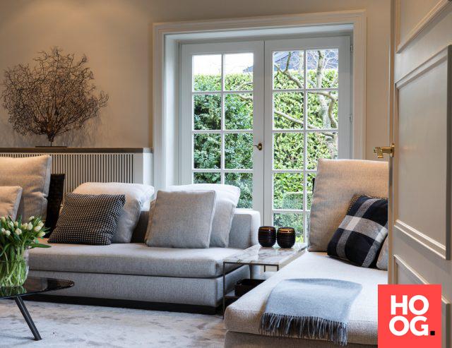 Swinnen store interior realisatie buggenhout new classic glam