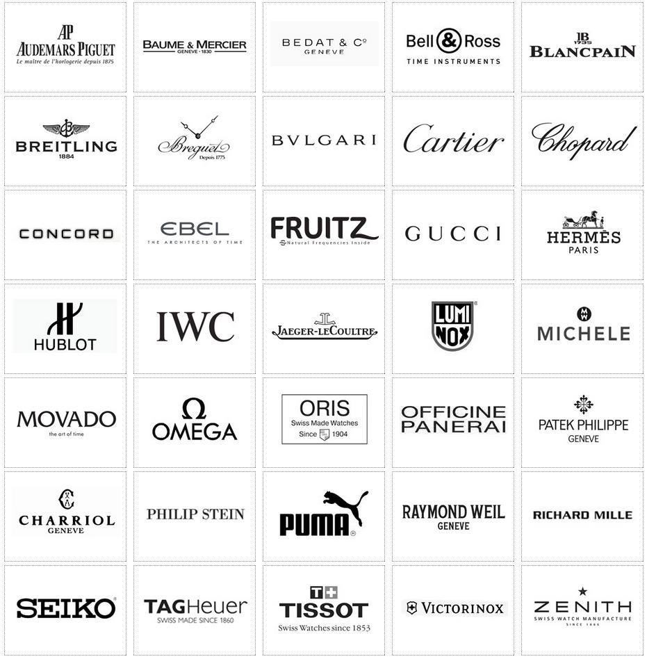 watches brands   Swiss Watch Brands