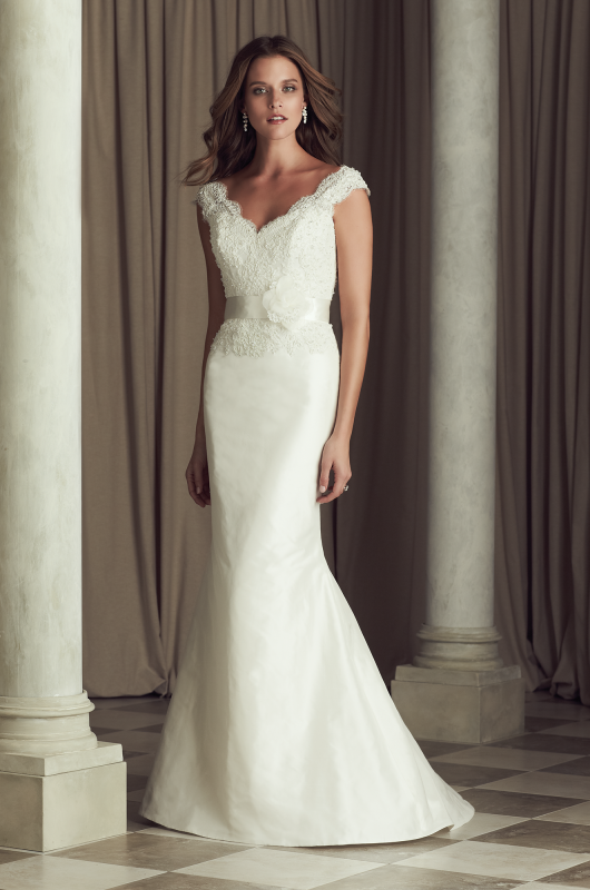 View Our Elegant Paloma Blanca Wedding Dress And Bridal Gown Collection At New York Salons