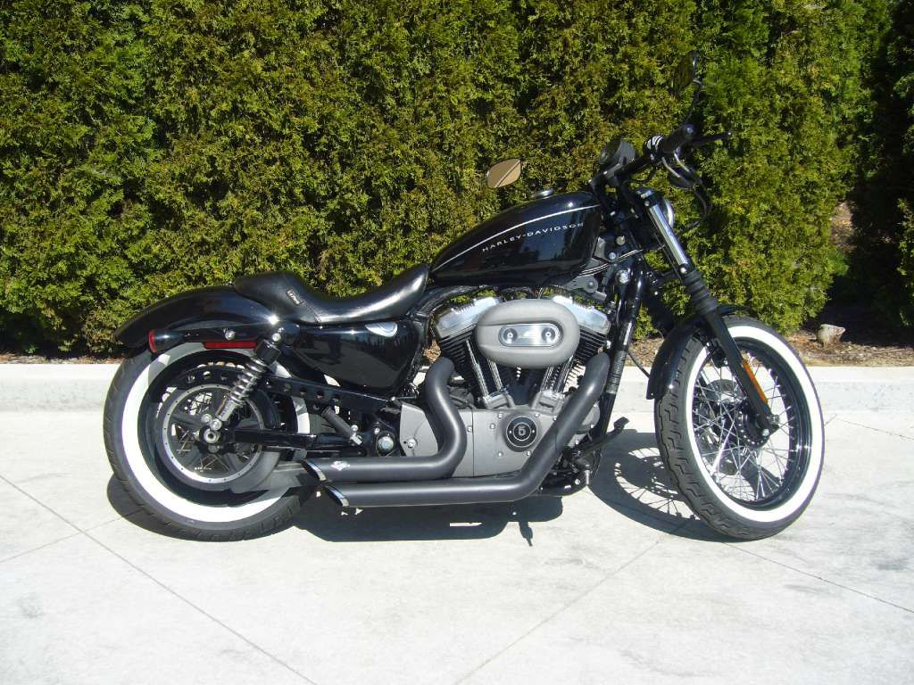 harley davidson 2009 xl 1200n sportster 1200 nightster dream rides pinterest sportster. Black Bedroom Furniture Sets. Home Design Ideas