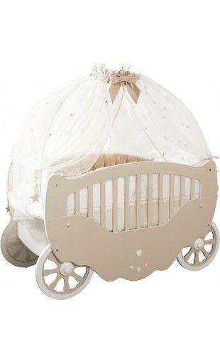 Cuna Fairy Baby Bed | Babies | Pinterest | Cunas para bebés ...