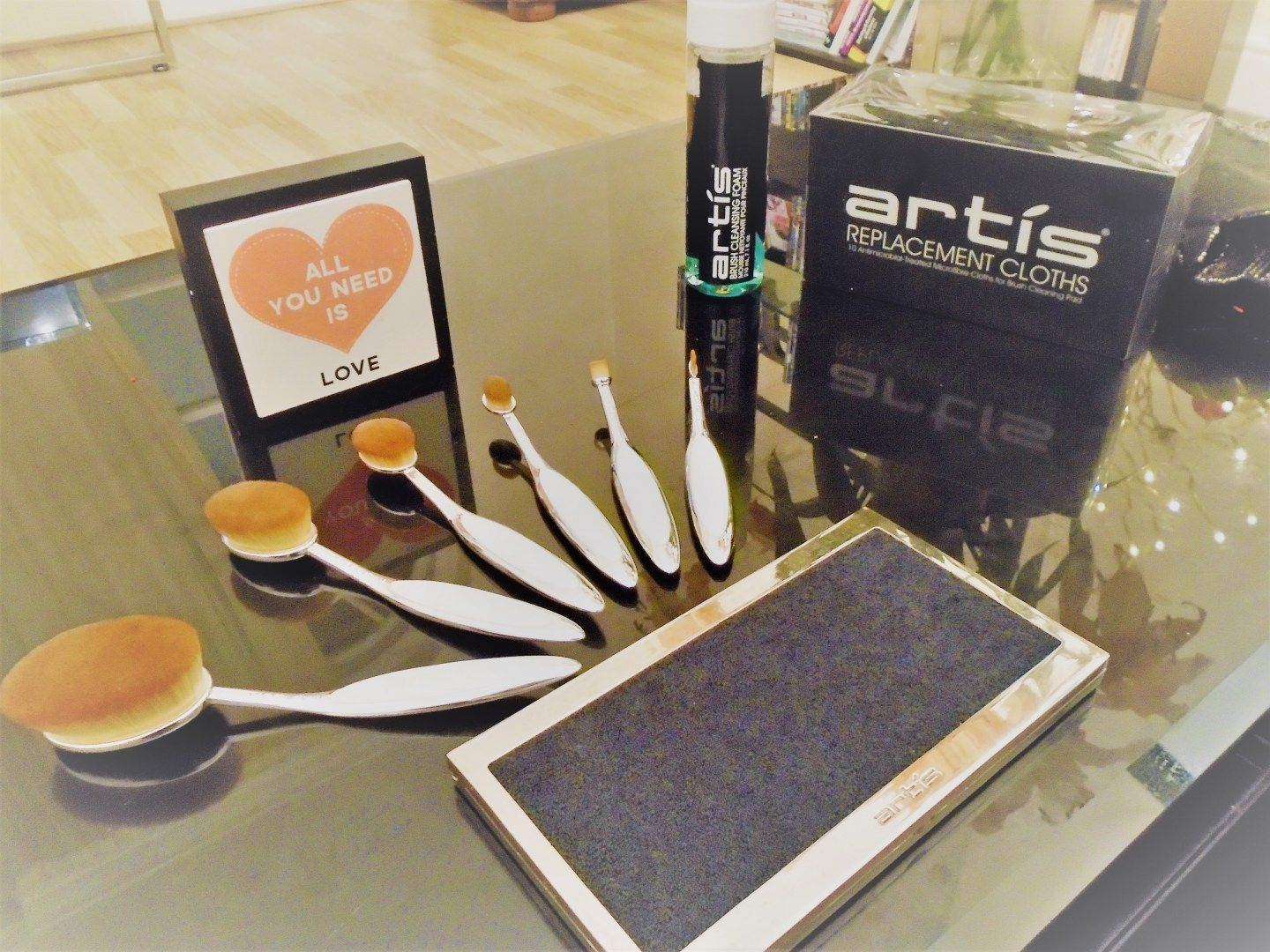Artis Brushes Review Must or Bust artis makeup brushes