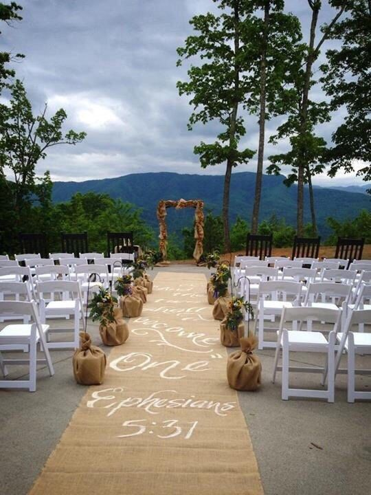 Wedding aisle runner Ephesians 5:31 – Mrs.Hellman