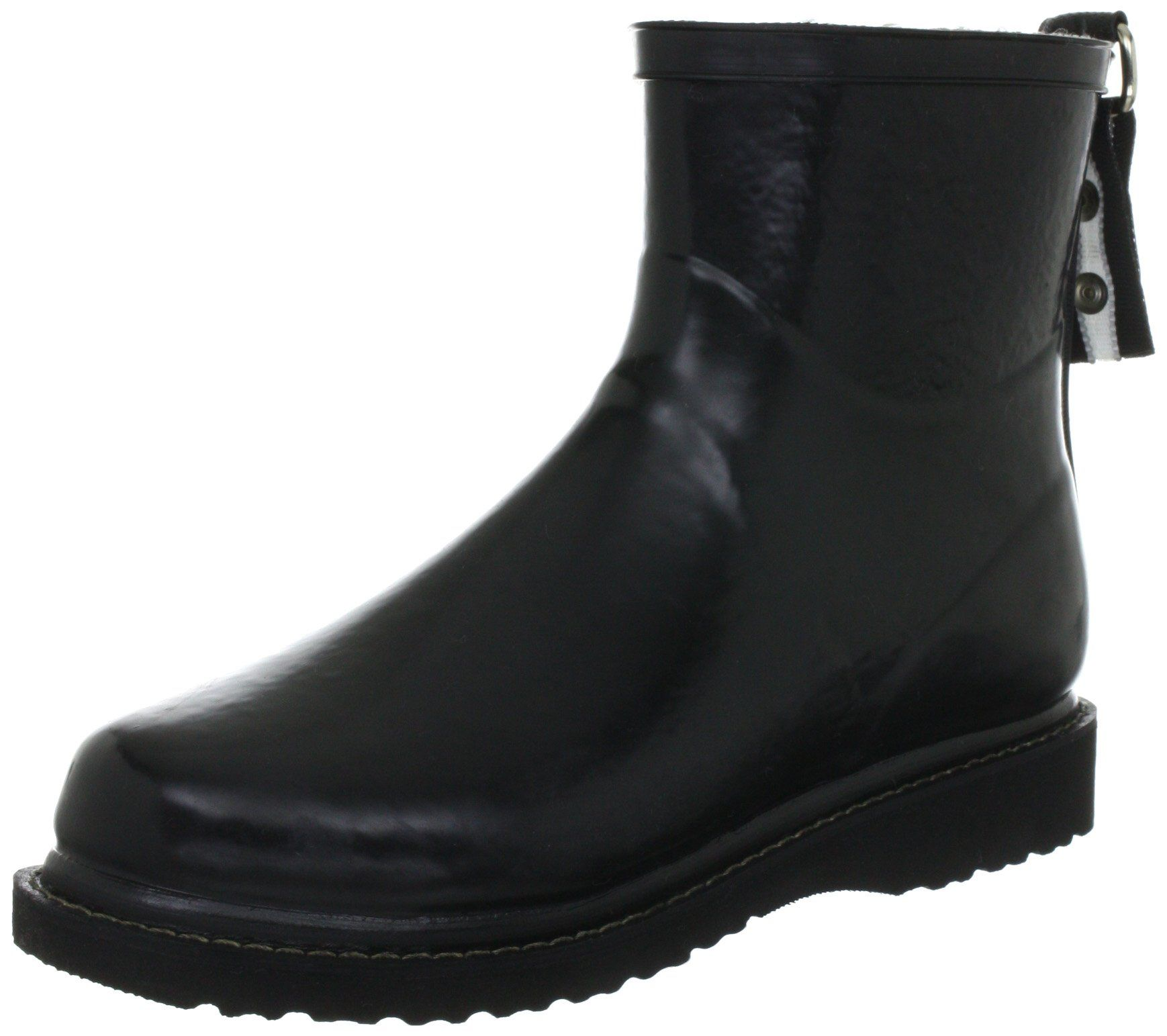 Womens RUB53 Cold lined rubber boots long length Ilse Jacobsen BbdFMhR