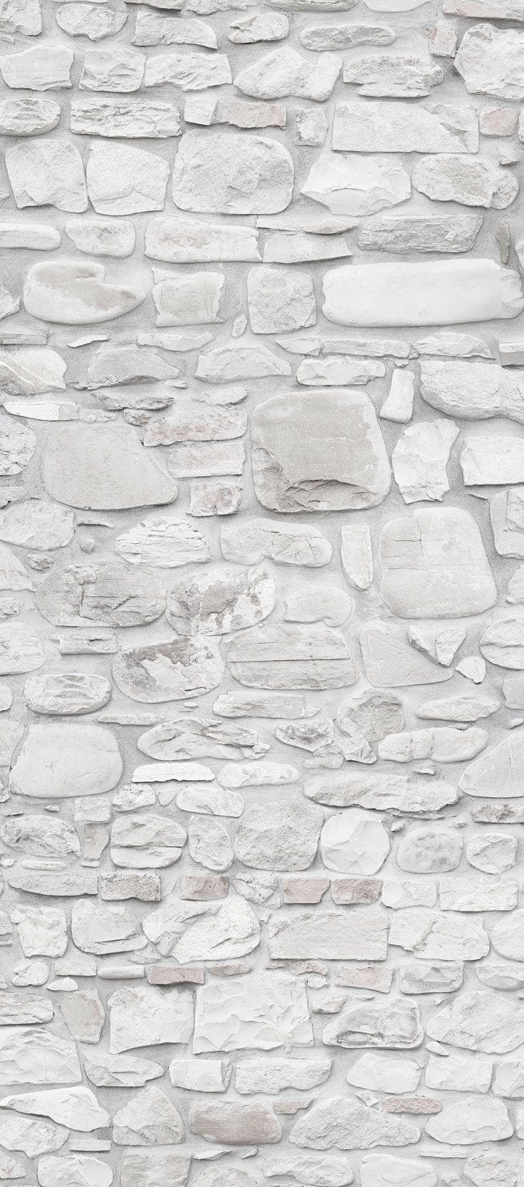 Carta da parati wall paper stonewall grey fondo for Carta da parati moderna bianca e nera