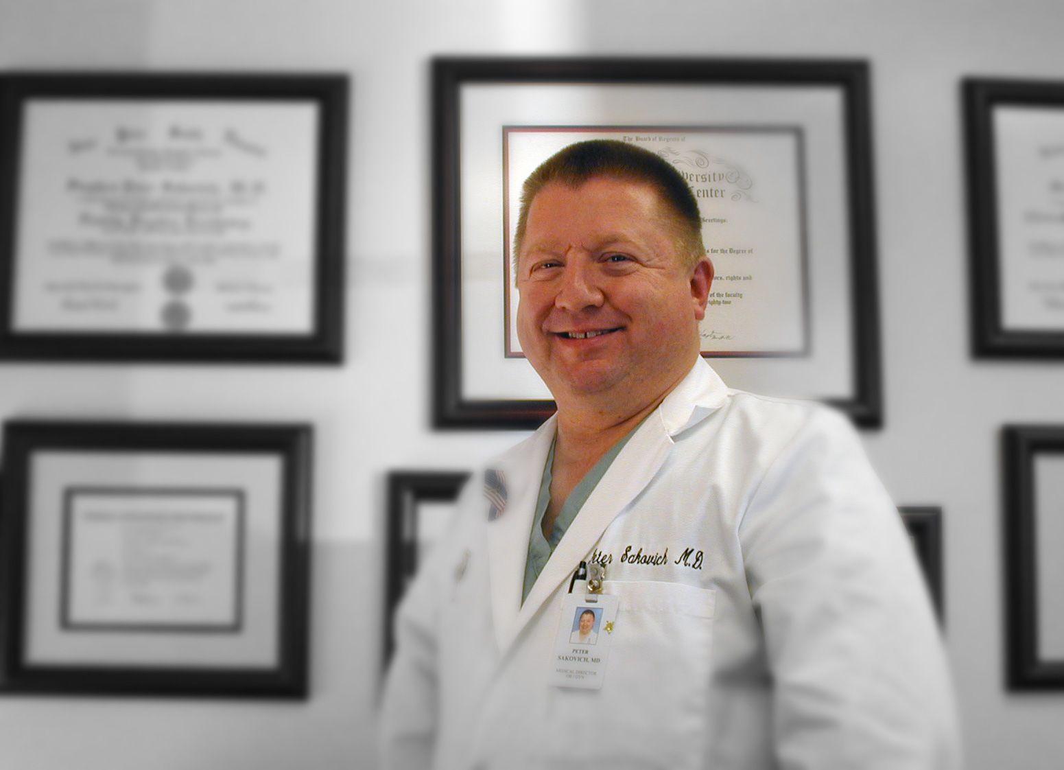Dr sakovich macobgyn history medical family medicine