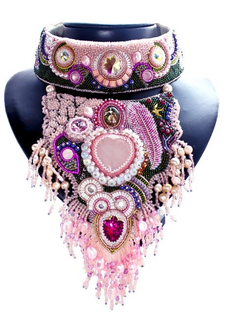 A.I.F Jewelry: Necklace: Marie Antoinette