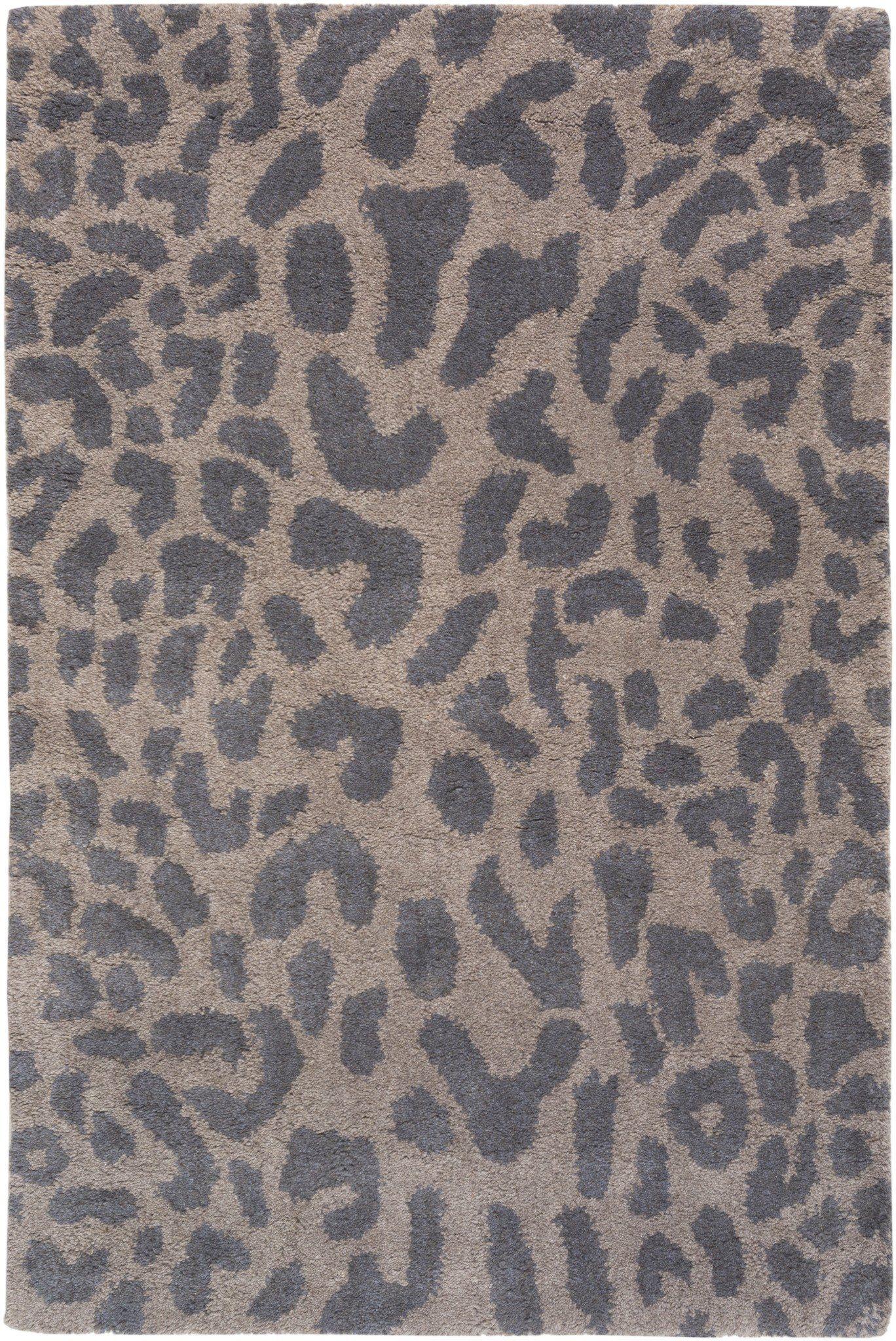 Surya Athena Ath5114 Blackbrown Animal Area Rug