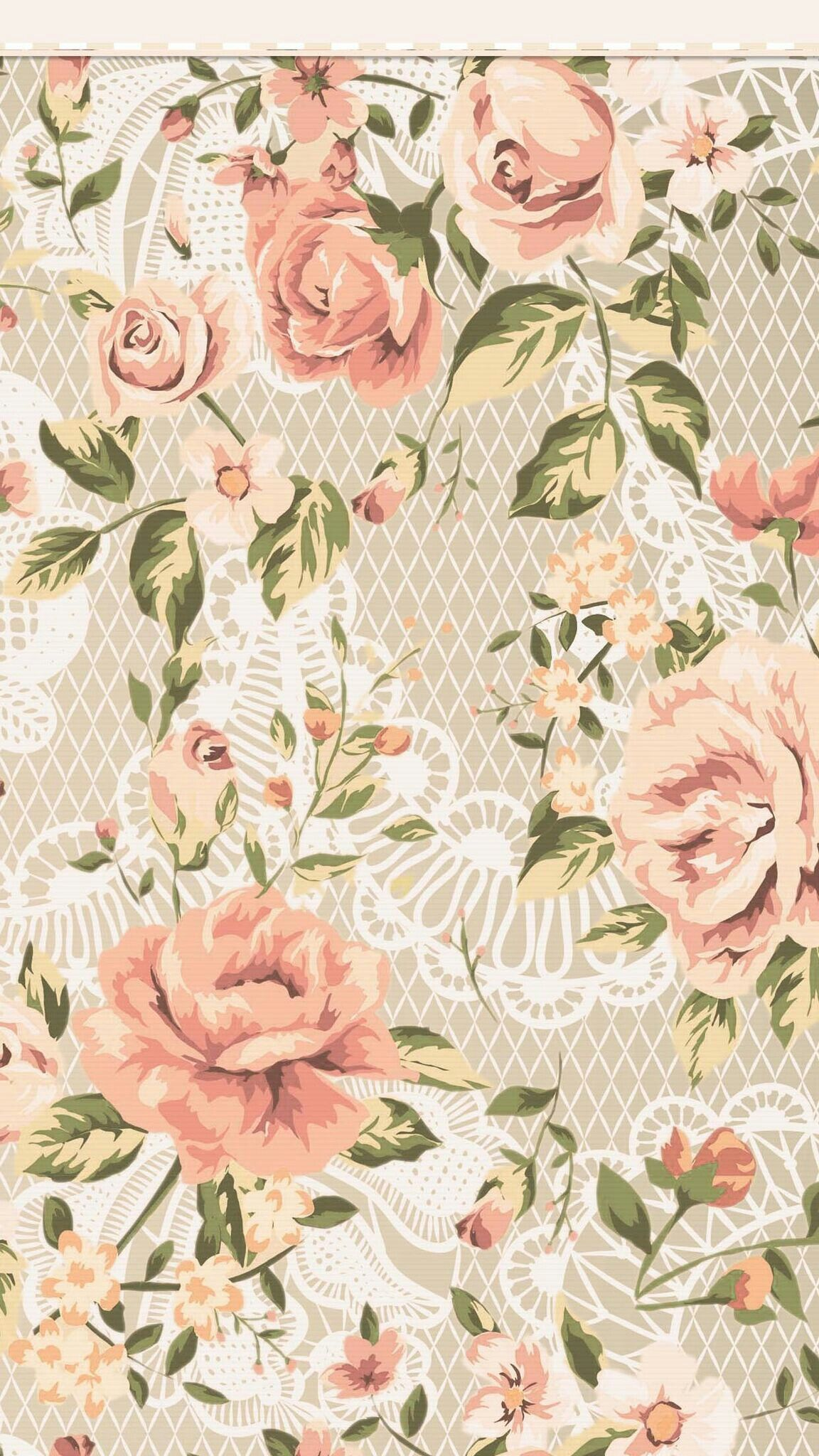 Iphone Wall Tjn Vintage Flower Backgrounds Iphone Wallpaper Vintage