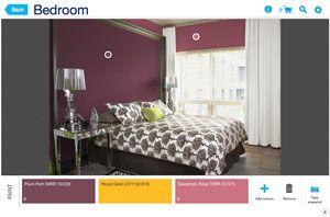 betonel peintre virtuel avec images peinture chambre on benjamin moore house paint simulator id=57463